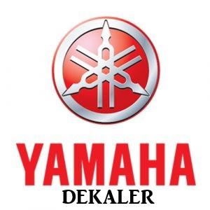 Yamaha dekaler
